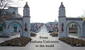 indiana university of bloomington